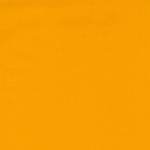 Cotton Supreme Solid in Saffron