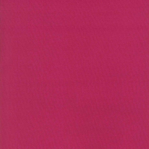 Cotton Supreme Solid in Pink Orchid