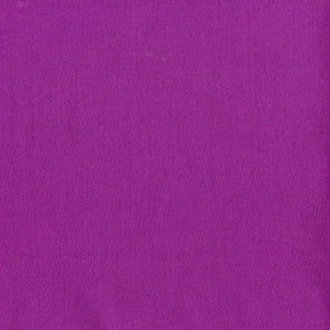 Cotton Supreme Solid in Plum