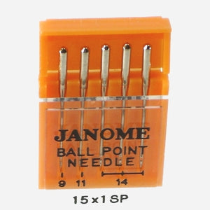 Assorted Ball Point Needles (5/package)