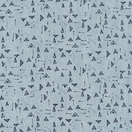 Forage Camping Essex Linen in Chambray