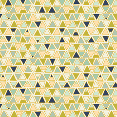 Altitude Triangle Rows in Cream from Altitude by Pippa Shaw for Dashwood Studio