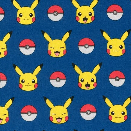 Pokémon Pikachu in Blue