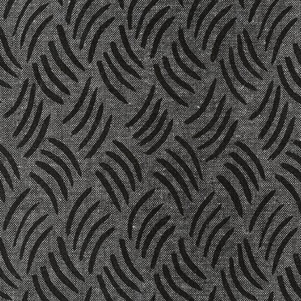 Balboa Interwoven Essex Linen in Charcoal