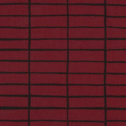 Balboa Cagey Essex Linen in Bordeaux