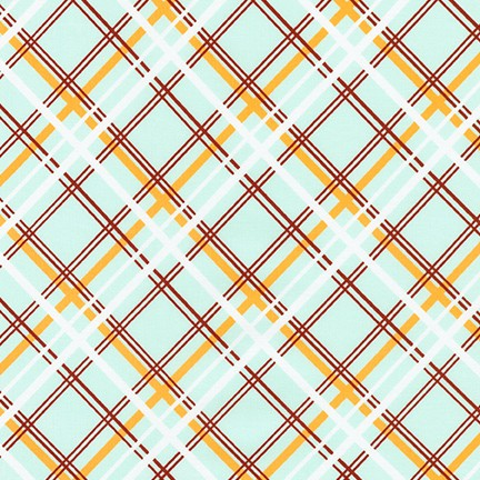 AVL-19251-245 MIST Buffalo Flats Plaid in Mist by Violet Craft for Robert Kaufman Fabrics at Pink Castle Fabrics