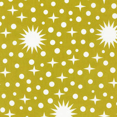 Rhoda Ruth Wide Starlight in Pickle from Rhoda Ruth Wide by Elizabeth Hartman for Robert Kaufman