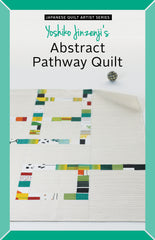 Abstract Pathway – Paper Quilt Pattern from Japanese Quilt Artist Series by Yoshiko Jinzenji for World Book Media