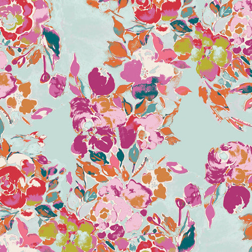 BLB-44721 Bloomsbury Botanist's Poem by Bari J for Art Gallery Fabrics from Pink Castle Fabrics