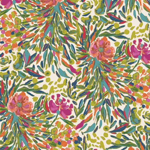 BLB-44723 Bloomsbury Writer's Garden in Petal by Bari J for Art Gallery Fabrics from Pink Castle Fabrics