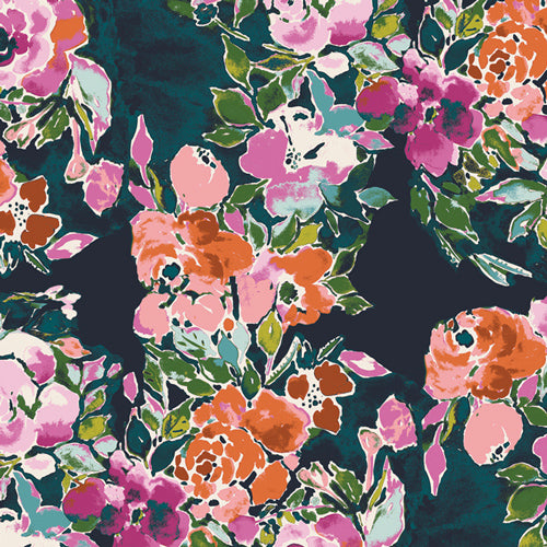 BLB-54721 Bloomsbury Botanist's Essay by Bari J for Art Gallery Fabrics from Pink Castle Fabrics