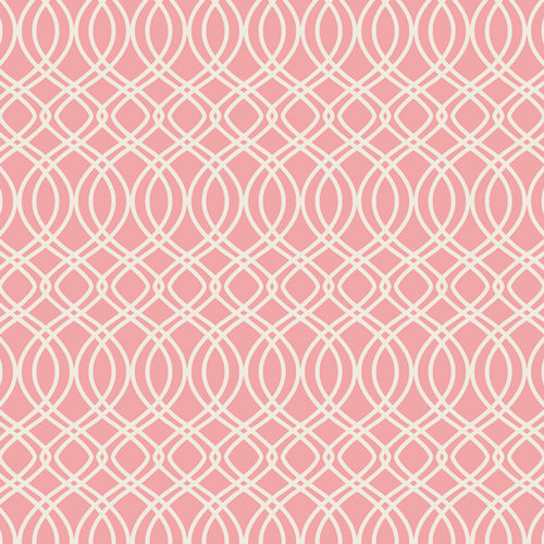 BLB-54722 Bloomsbury Knotted Trellis in Parfait by Bari J for Art Gallery Fabrics from Pink Castle Fabrics