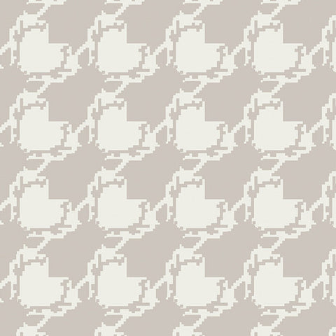 Blithe Deer Houndstooth in Fair