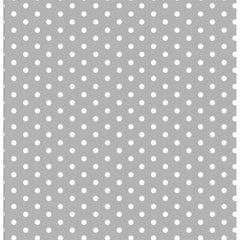 Modern Reflection Dots Knit in Grey by Girl Charlie for Girl Charlee
