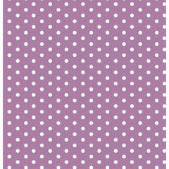 Modern Reflection Dots Knit in Purple from Laguna Jersey Knit by Girl Charlee for Girl Charlee