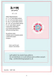 Bloom - PDF Quilt Pattern