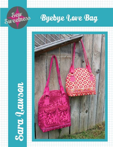 Byebye Love Bag - Accessory Pattern