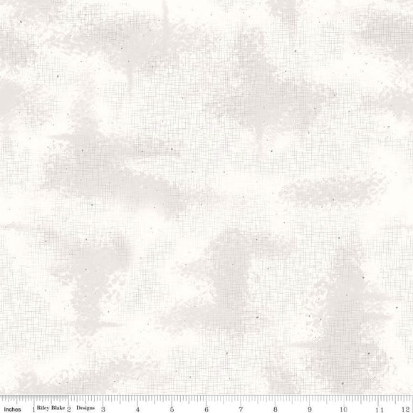 C605-GRAYCLOUD Shabby in Gray on Cloud by Lori Holt for Riley Blake Designs at Pink Castle Fabrics