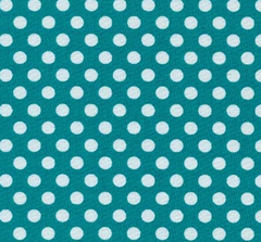 Kiss Dot in Marine from Kiss Dots by Michael Miller House Designers  for Michael Miller
