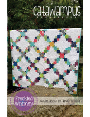 Catawampus - PDF Quilt Pattern by Freckled Whimsy