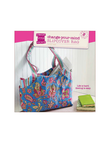 Change Your Mind - PDF Bag Pattern