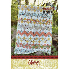 Chevy - PDF Quilt Pattern by Tiny Seamstress Designs