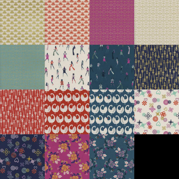 Akoma - Fat Quarter Bundle