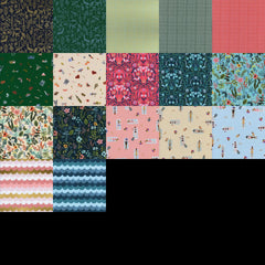 Amalfi - Fat Quarter Bundle from Amalfi by Rifle Paper Company for Cotton+Steel