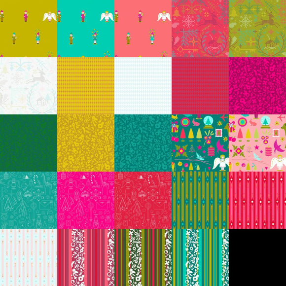 Holiday - Fat Quarter Bundle