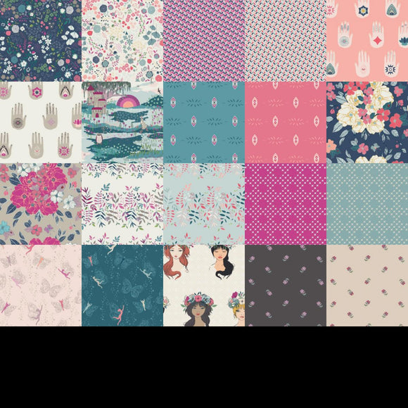 Flower Child - Fat Quarter Bundle