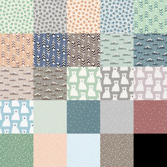 Arctic - Fat Quarter Bundle