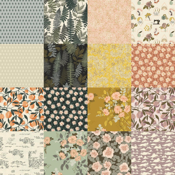 Her & History - Fat Quarter Bundle