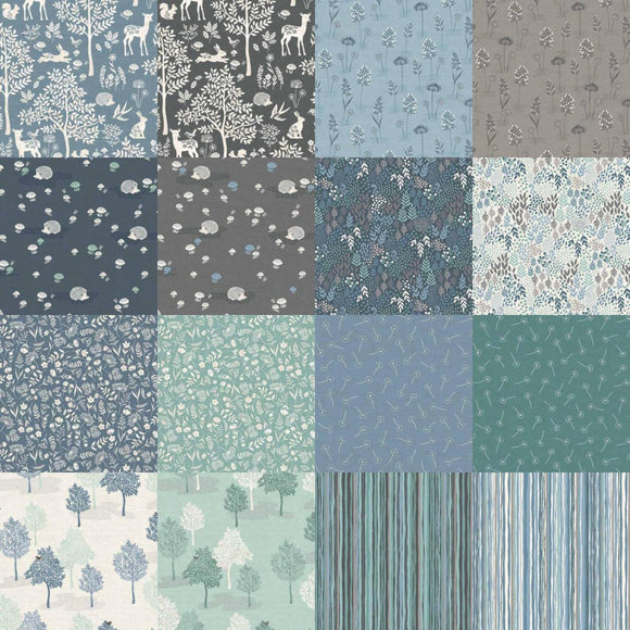 Woodland - Fat Quarter Bundle