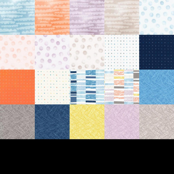 Lou Lou - Fat Quarter Bundle