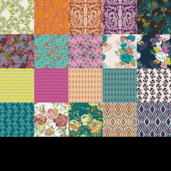 Virtuosa - Fat Quarter Bundle