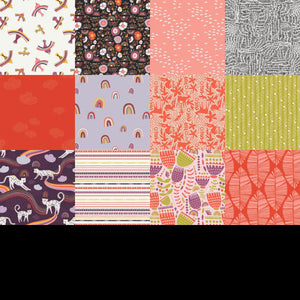 Kushukuru - Fat Quarter Bundle