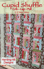 Cupid Shuffle - PDF Quilt Pattern by Harding Hill Designs