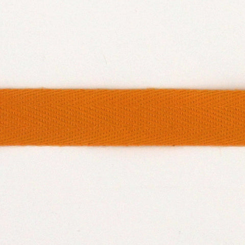 La Stéphanoise Twill Tape in Orange