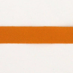 La Stéphanoise Twill Tape in Orange from La Stephanoise Tape by La Stéphanoise House Designers  for La Stephanoise