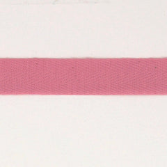 La Stéphanoise Twill Tape in Pink from La Stephanoise Tape by La Stéphanoise House Designers  for La Stephanoise