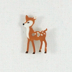 Button - Deer from Buttons for Dill