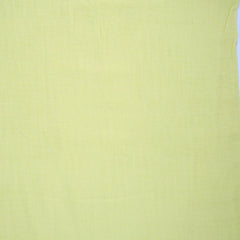 Double Gauze Solid in Light Yellow from Double Gauze by Kobayashi House Designers  for Kobayashi