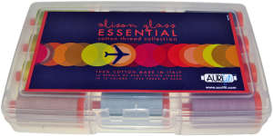 Aurifil Designer Thread Collection - Essential Collection - 12 Large Spools