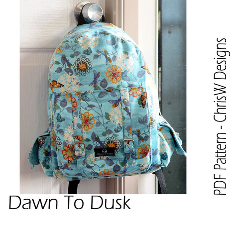 Dawn To Dusk - PDF Accessory Pattern