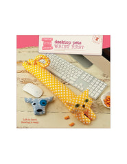 Desktop Pets - PDF Accessory Pattern from Straight Stitch Society by Oliver And S
