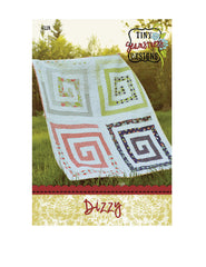 Dizzy - PDF Quilt Pattern by Tiny Seamstress Designs