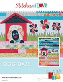 Dog Daze - PDF Quilt Pattern
