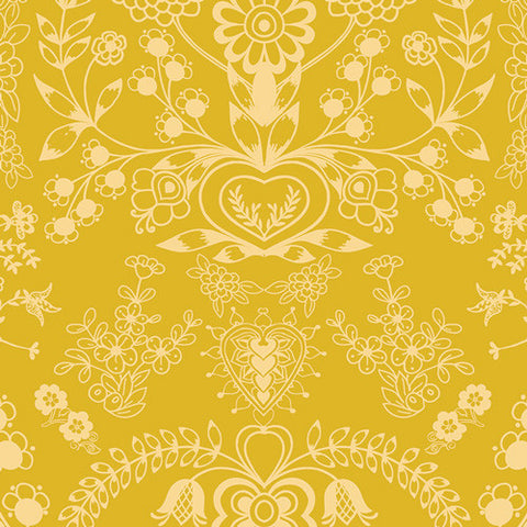 Essentials 2 Floralism in Gold