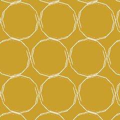 Essentials 2 Hula Hoops in Gold from Essentials 2 by Art Gallery House Designers  for Art Gallery