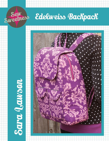 Edelweiss Backpack - Accessory Pattern